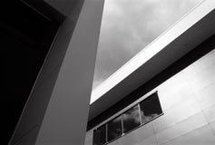 Architektur-Form und Auslegung. Lizenzfreies Stockfoto