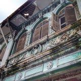 Architektur in George Town lizenzfreies stockfoto