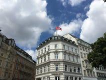 Architektur in Hamburg Lizenzfreie Stockfotos