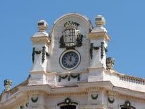 Architektur in Havana Cuba lizenzfreie stockfotografie