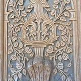 Architektur im Iran Stockbild