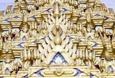 Architektur im thailändischen Malstil Lizenzfreies Stockbild