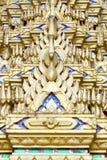 Architektur im thailändischen Malstil Stockfotos