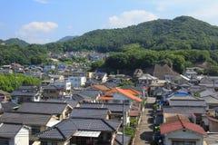 Architektur ist in Präfektur Hiroshima 2016 Stockfoto