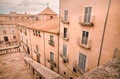 Architektur in Katalonien - mehr als Barcelona Lizenzfreies Stockbild