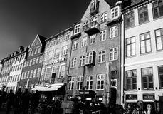 Architektur in Kopenhagen Lizenzfreie Stockfotos