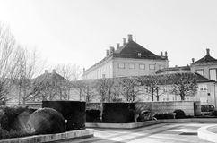 Architektur in Kopenhagen Lizenzfreies Stockbild