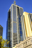 Architektur-Melbourne Stockfotografie