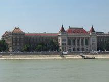 Architektur miasta Europa pogodny letni dzień Zdjęcie Stock