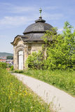 Architektur Michelsberg Bamberg Lizenzfreie Stockfotos