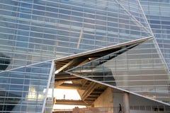 Architektur-modernes Gebäude lizenzfreies stockfoto