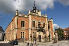Architektur in Novi Sad Lizenzfreie Stockfotos
