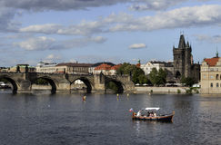 Architektur in Prag Lizenzfreie Stockfotografie