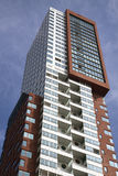 Architektur in Rotterdam Lizenzfreie Stockfotografie