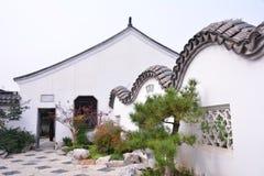 Architektur in Suzho Stockbild