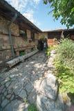 Architektur und alte Lebensart von Bulgaren Lizenzfreie Stockfotos