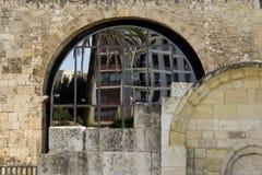 Architektur und Reflexionen Stockfotos