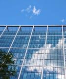 Architektur und Wetter Lizenzfreies Stockfoto