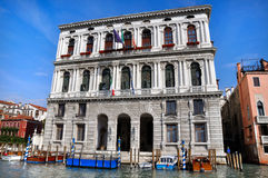 Architektur in Venedig Stockbild