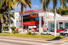 Architektur von Acapulco, Mexiko Lizenzfreie Stockfotos