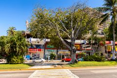 Architektur von Acapulco, Mexiko Stockbilder