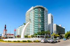 Architektur von Acapulco, Mexiko Stockfotos
