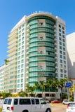 Architektur von Acapulco, Mexiko Stockbild