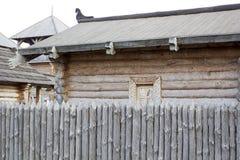 Architektur von altem Russland Stockfotografie