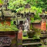 Architektur von Bali Lizenzfreie Stockfotos