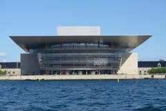 Architektur von Dänemark Lizenzfreie Stockfotos
