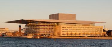 Architektur von Dänemark Stockfoto