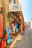 Architektur von EL Jadida, Marokko stockfotos