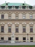 Architektur von Europa ist schöner Platz Stockfoto