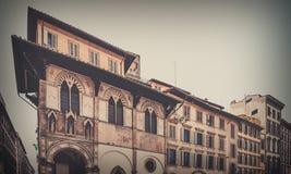 Architektur von Florenz Stockbild