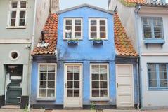 Architektur von Helsinger, Dänemark Lizenzfreie Stockfotos