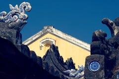 Architektur von Hoi An, Vietnam lizenzfreies stockfoto