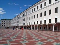 Architektur von Kazan Stockfotos