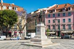 Architektur von Lissabon, Portugal lizenzfreies stockfoto
