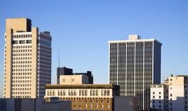Architektur von Little Rock, Arkansas. Lizenzfreie Stockbilder