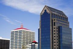 Architektur von Louisville Lizenzfreie Stockfotografie