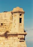 Architektur von Malta Lizenzfreies Stockbild