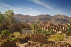 Architektur von Marokko stockfotografie