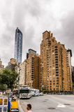 Architektur von New York, USA Stockfotos