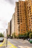 Architektur von New York, USA Lizenzfreie Stockbilder