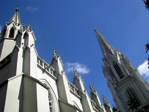 Architektur von Novo Hamburgo, Rio Grande do Sul, Brasilien stockbild