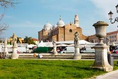 Architektur von Padua Lizenzfreie Stockfotos