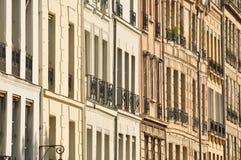 Architektur von Paris stockfotos
