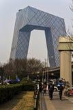 Architektur von Peking Stockfotografie