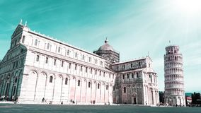 Architektur von Pisa, Italien lizenzfreies stockfoto