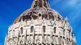 Architektur von Pisa, Italien stockfoto